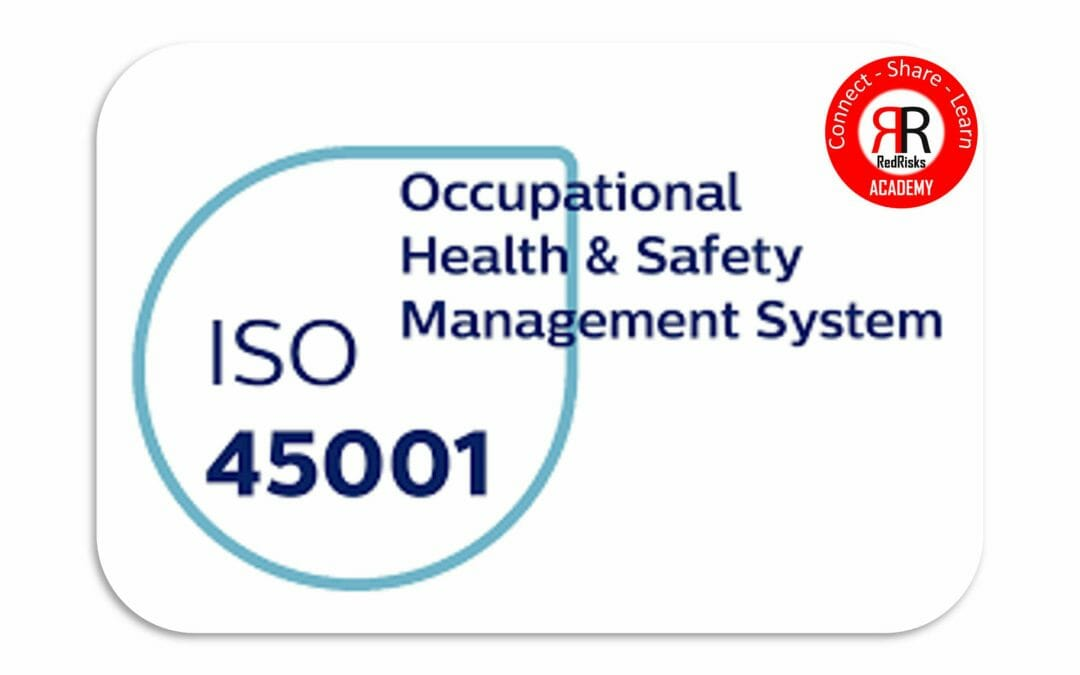 ISO 45001: Occupational Health & Safety Management System